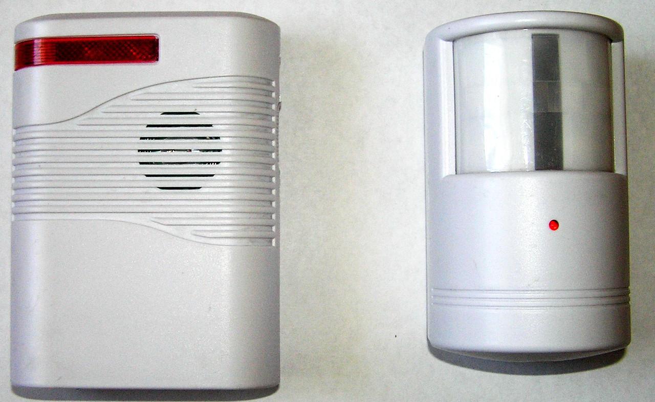 Сигналізатор переміщення приймач + передавач