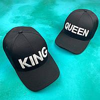Кепка KING QUEEN - Король Королева