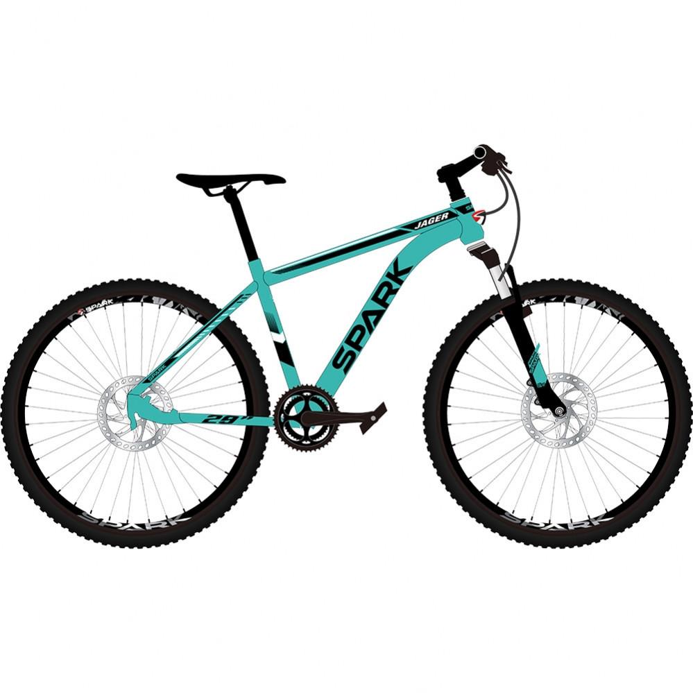 "Велосипед 29"" JAGER, рама - Алюминий"