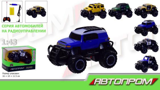 """Машина на радиоуправлении  """"Автопром"""" 8802A"""