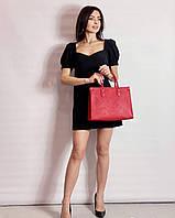 Жіноче плаття з тонкою шовковистою костюмної тканини Poliit 8813