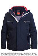 Куртка мужская демисезонная CORBONA 21-S-B030 (21-S-BT030) тёмно-синяя