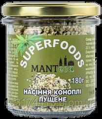 Семена конопли очищенные  MANTeca (180 грамм)