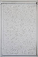 Готові рулонні штори Тканина Бамбук (Квити 5174/1)