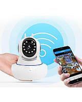 Камера видеонаблюдения Wifi Smart Net Q5 Беспроводная wifi IPкамера-Q5