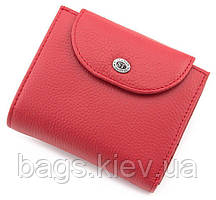 Женский маленький кошелек из натуральной кожи ST Leather
