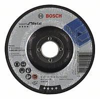 Круг обдирочный Bosch по металлу 125х6 мм 2608600223