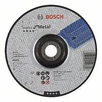 Круг отрезной Bosch по металлу 180х3 мм вогнутый 2608600316