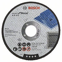 Круг отрезной Bosch по металлу 115х2.5 мм 2608600318