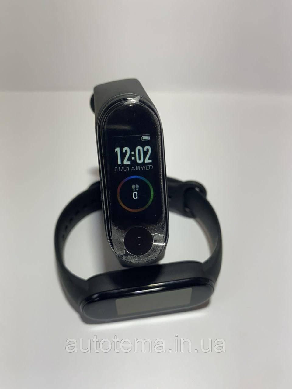 Фітнес браслет - трекер Smart Watch M4