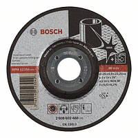 Круг обдирочный Bosch INOX 125х6 мм 2608602488