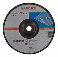 Круг обдирочный Bosch Standard по металлу 230х6мм SfM, вогнутый 2608603184