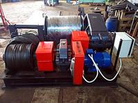 Лебедка электрическая монтажно-тяговая ЛМ ( до 15 тонн ) ЛМ-15А, 15000