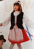 Карнавальний національний костюм Україночка ріст 110-116 см б/у