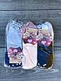 Жіночі шкарпетки з перлинами короткі Z & N з модала ароматизовані 36-40 12шт мікс кольорів, фото 8