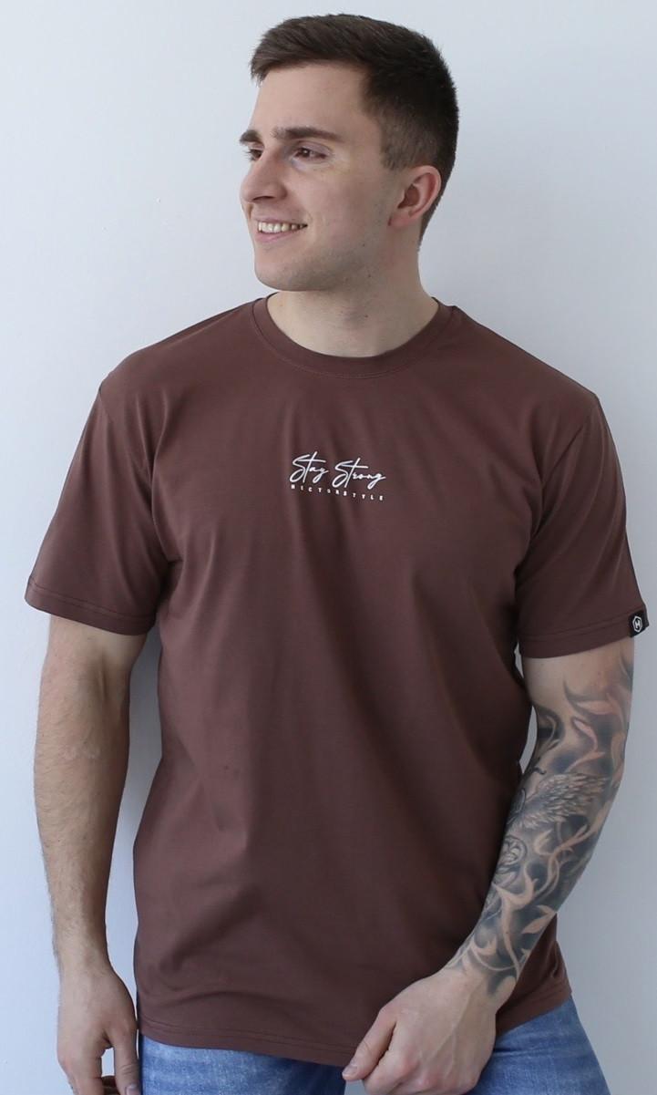 Mужские футболки батал недорого