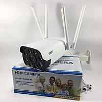 Уличная Wi-Fi камера видеонаблюдения водонепроницаемая для охраны