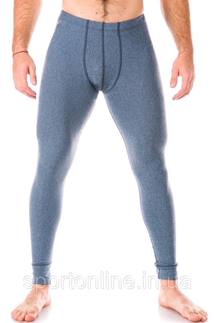 Термо модні чоловічі спортивні легкі Totalfit Sport TMS11-C34, блакитні з сірим, +10/-10°C XS
