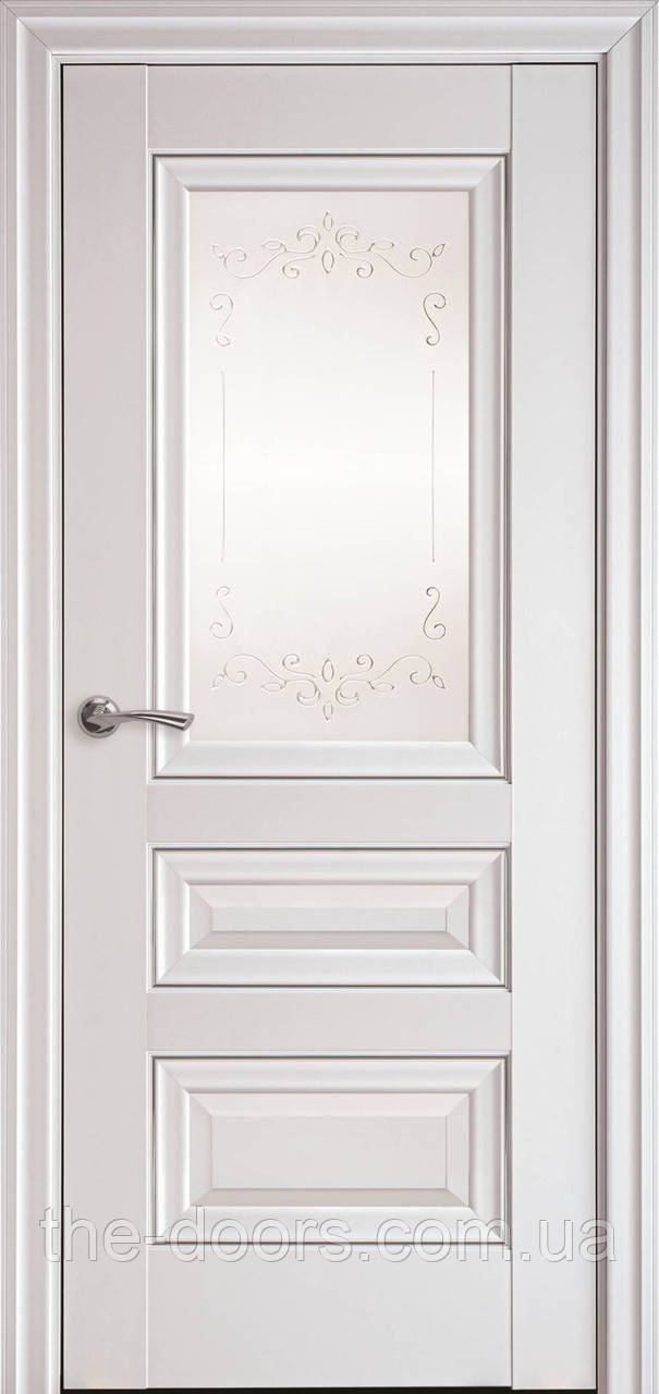 Двері Новий Стиль Статус Р2 з молдингом
