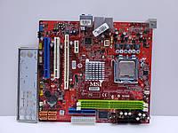 Материнская плата MSI P6NGM-L +E7200 S775/QUAD G31 DDR2