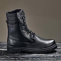 Берці армійські військові Демісезонні Чорний Хижак 36-46 розміри, фото 2