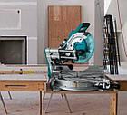 Аккумуляторная торцовочная пила Makita XSL06 DSL111, фото 2