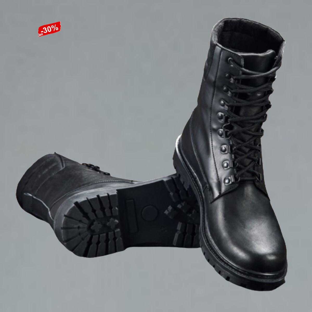 Берці армійські військові Демісезонні Чорний Хижак 36-46 розміри