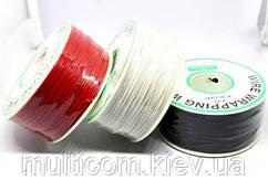 07-11-001RD. Провод монтажный многожильный 30AWG (0,05мм²), красный, на катушке 250м