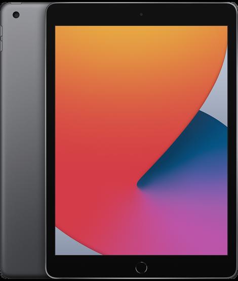 Apple iPad 10.2 2020 Wi-Fi + Cellular 32GB Space Gray (MYMH2, MYN32)