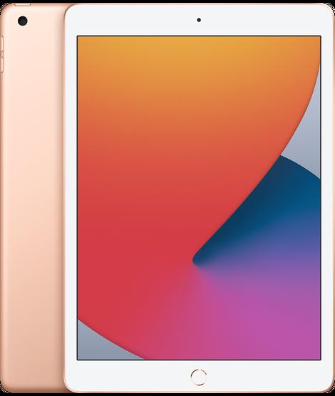 Apple iPad 10.2 2020 Wi-Fi 128GB Gold (MYLF2)
