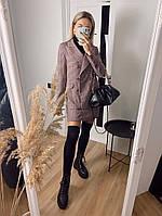Жіночий спідничний костюм двійка.Розміри:42,44,46,48+Кольору, фото 1