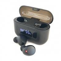 Bluetooth наушники F9 Pro Беспроводные-LED Display.Power Bank