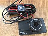 Відеореєстратор для автомобіля Full HD DVR T670G+ на 2 камери 1080P з HDMI виходом, фото 2