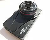 Відеореєстратор для автомобіля Full HD DVR T670G+ на 2 камери 1080P з HDMI виходом, фото 4