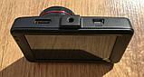 Відеореєстратор для автомобіля Full HD DVR T670G+ на 2 камери 1080P з HDMI виходом, фото 5