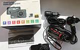Відеореєстратор для автомобіля Full HD DVR T670G+ на 2 камери 1080P з HDMI виходом, фото 7
