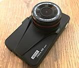 Відеореєстратор для автомобіля Full HD DVR T670G+ на 2 камери 1080P з HDMI виходом, фото 8