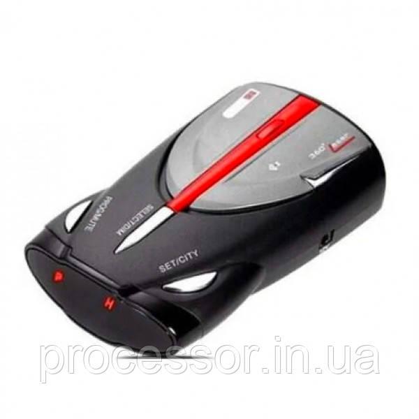 Антирадар Cobra XRS 9880 Radar Detector Російський голос Авто 360 градусів ultra