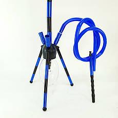 Кальян паук высота 82 см объем колбы 2 л Кальян для кафе кальян на 1 персону большой кальян, фото 2