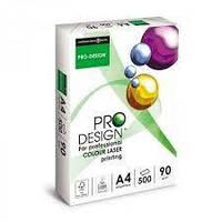 Бумага картон PRO-DESIGN А4 90г/м2 500 листов картон для лазерной и струйной печати