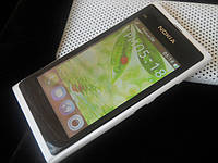 """Мобильный телефон Копия Nokia N9 2 SIM, 3D, JAWA, FM, 2012 г. Яркий сенсорный дисплей. 3,6"""""""
