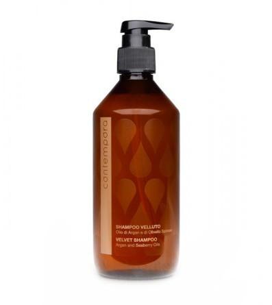 Шампунь разглаживающий Barex Italiana Contempora Velvet Shampoo