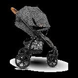 Прогулочная коляска Lionelo ANNET STONE CARAMEL, фото 3
