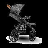 Прогулочная коляска Lionelo ANNET STONE CARAMEL, фото 5