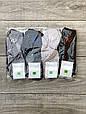 Жіночі бавовняні шкарпетки Montebello середні ароматизовані в горошок з бантиком 36-40 12шт асорті, фото 3