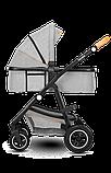 Универсальная коляска 2 в 1 Lionelo AMBER GREY STONE, фото 10