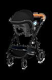 Универсальная коляска 3 в 1 Lionelo AMBER BLUE NAVY, фото 2