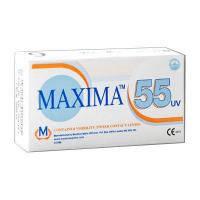 Контактные линзы ежемесячной замены Maxima 55 UV