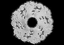 Розетка 1.56.003 под люстру с полиуретану европласт