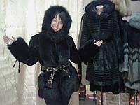 Куртка из мутона/лисы, фото 1
